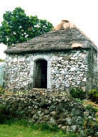 Old stone Ivatan house