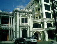 Castle Hotel in Iloilo City