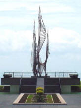Corregidor Eternal Flame Monument