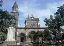 Manila Cathedral, Philippines