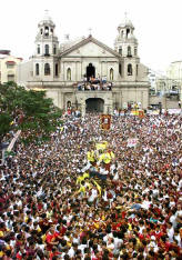 Manila religious festival
